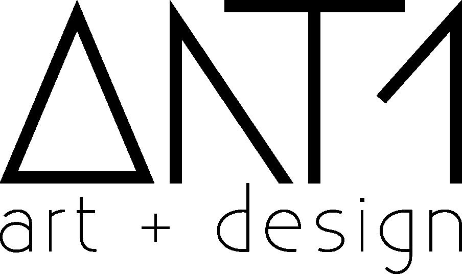 Ant1 art design logo